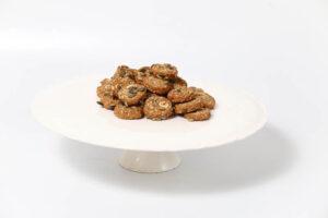 קופסת עוגיות גרנולה