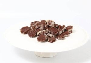 קופסת עוגיות חמאה שוקולד